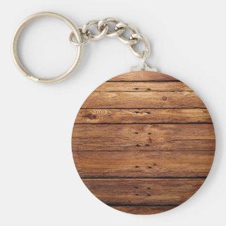 Chaveiro assoalho de madeira