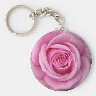 Chaveiro Aumentaram os presentes cor-de-rosa alegres da