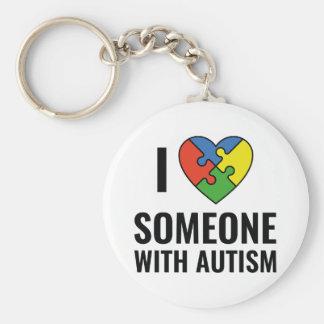 Chaveiro Autismo