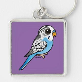 Chaveiro Azul de Birdorable Budgie