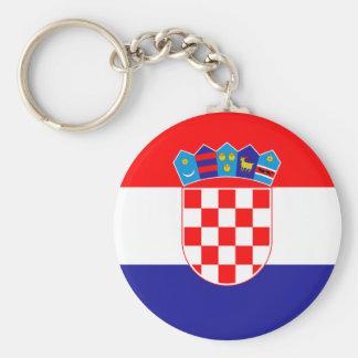 Chaveiro Baixo custo! Bandeira croata