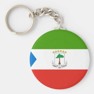 Chaveiro Baixo custo! Bandeira da Guiné Equatorial