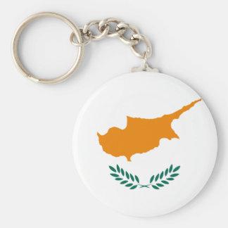 Chaveiro Baixo custo! Bandeira de Chipre