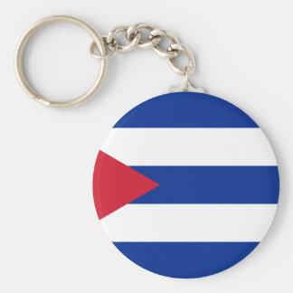 Chaveiro Baixo custo! Bandeira de Cuba