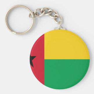 Chaveiro Baixo custo! Bandeira de Guiné-Bissau
