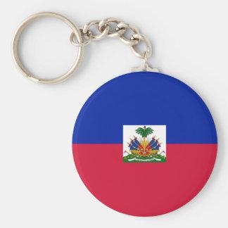 Chaveiro Baixo custo! Bandeira de Haiti