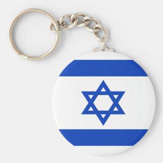 Chaveiro Baixo custo! Bandeira de Israel