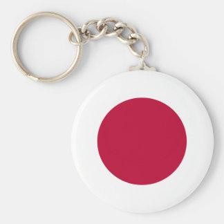 Chaveiro Baixo custo! Bandeira de Japão