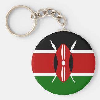 Chaveiro Baixo custo! Bandeira de Kenya