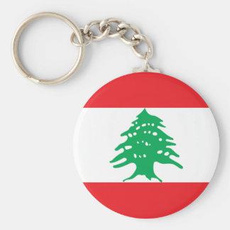 Chaveiro Baixo custo! Bandeira de Líbano