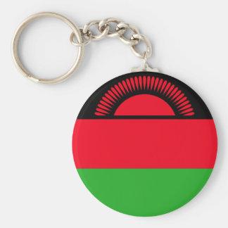 Chaveiro Baixo custo! Bandeira de Malawi