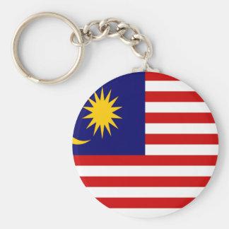 Chaveiro Baixo custo! Bandeira de Malaysia