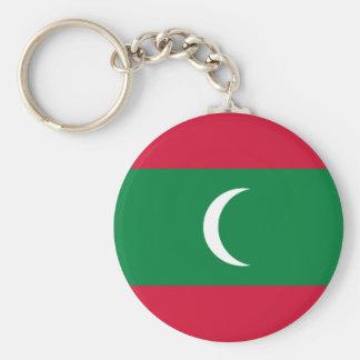 Chaveiro Baixo custo! Bandeira de Maldives