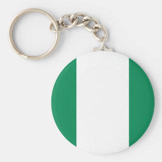 Chaveiro Baixo custo! Bandeira de Nigéria