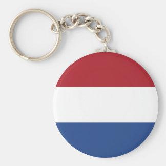 Chaveiro Baixo custo! Bandeira holandesa das caraíbas