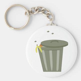 Chaveiro Balde do lixo