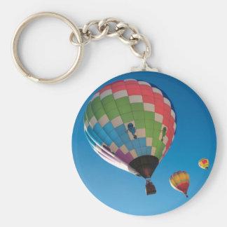 Chaveiro Balões de ar quente