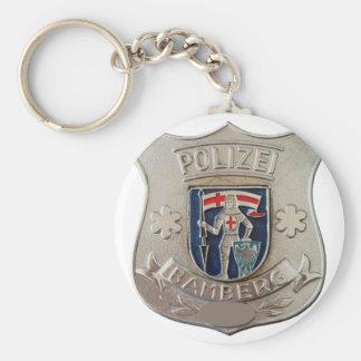 Chaveiro Bamberga Polizei