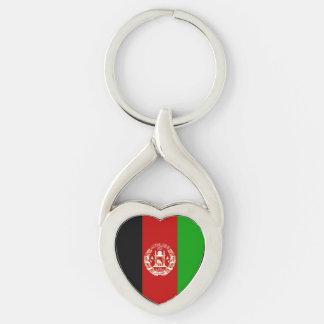 Chaveiro Bandeira afegã patriótica
