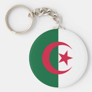 Chaveiro Bandeira argelino patriótica