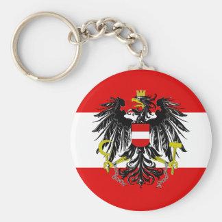 Chaveiro Bandeira austríaca
