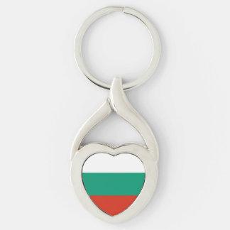 Chaveiro Bandeira búlgara patriótica