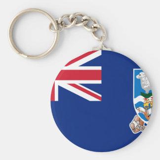 Chaveiro Bandeira das Ilhas Falkland - Union Jack