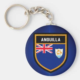 Chaveiro Bandeira de Anguilla