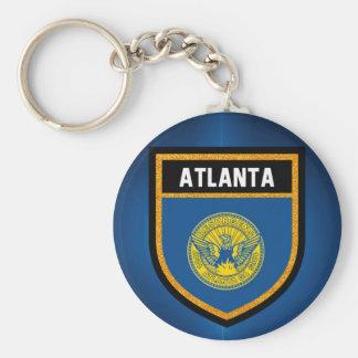 Chaveiro Bandeira de Atlanta