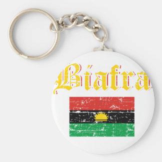 Chaveiro Bandeira de Biafra