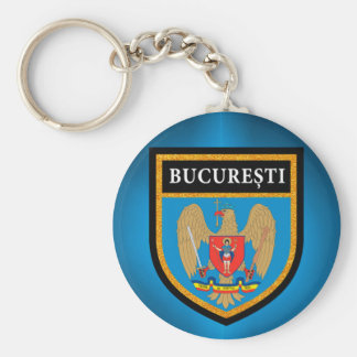 Chaveiro Bandeira de Bucareste