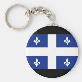 Chaveiro Bandeira de Canadá Quebeque