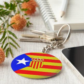Chaveiro Bandeira de Catalonia