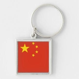 Chaveiro Bandeira de China