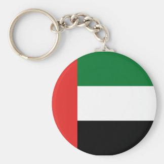 Chaveiro Bandeira de Emiradosarabes