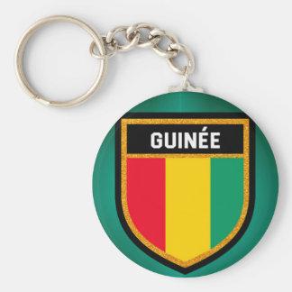 Chaveiro Bandeira de Guinée
