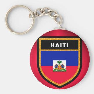 Chaveiro Bandeira de Haiti