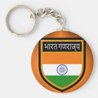 Chaveiro Bandeira de India