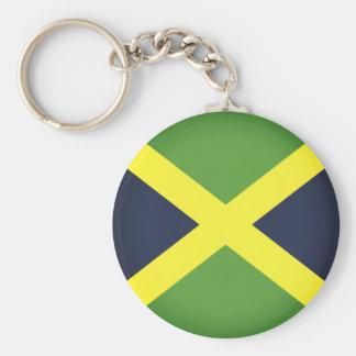 Chaveiro Bandeira de Jamaica