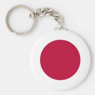 Chaveiro Bandeira de Japão