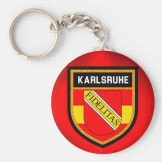 Chaveiro Bandeira de Karlsruhe