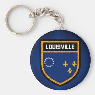 Chaveiro Bandeira de Louisville
