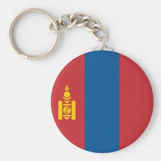 Chaveiro Bandeira de Mongolia