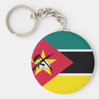 Chaveiro Bandeira de Mozambique
