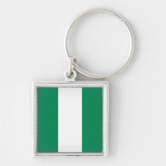 Chaveiro Bandeira de Nigéria