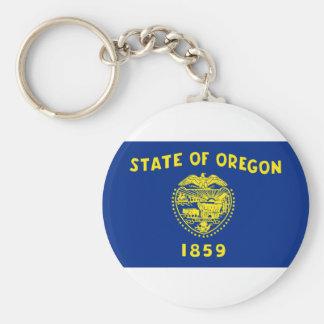 Chaveiro Bandeira de Oregon