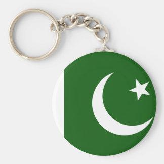 Chaveiro Bandeira de Paquistão