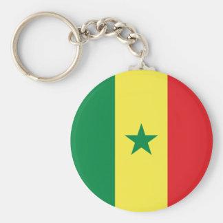 Chaveiro Bandeira de Senegal