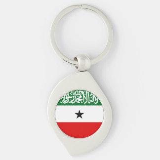 Chaveiro Bandeira de Somaliland