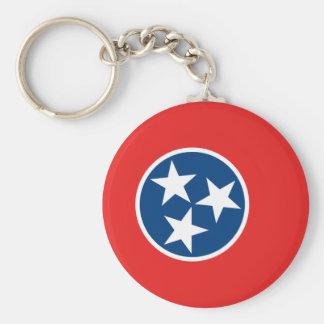 Chaveiro Bandeira de Tennessee